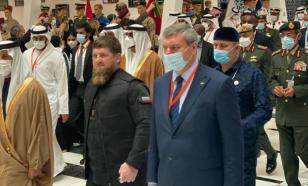 Заместителя премьера Украины заметили в обществе Кадырова