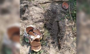 В Индии супруги спасли заживо похороненного на кладбище младенца