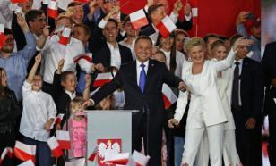 На выборах в Польше лидирует действующий президент