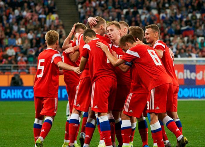 Молодёжная сборная России узнала соперников по Евро-2021