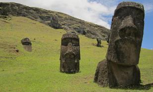 На острове Пасхи боятся солнечного затмения