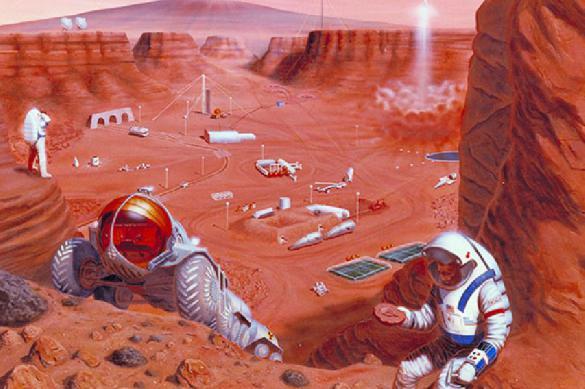 Астроном из США: полет на Марс реален, но мешают радиация и невесомость