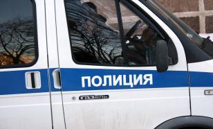 В Москве мужчина напал на полицейского