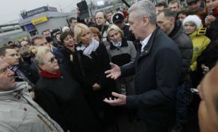 Собянин хочет прокатиться на рейтинге Путина