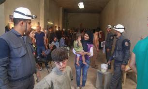 Минобороны опровергло сообщение о бомбардировке лагеря беженцев в Сирии