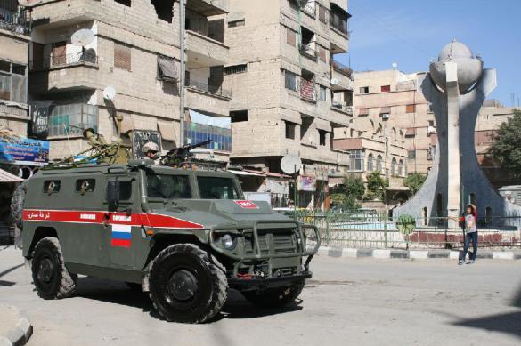 Третье совместное патрулирование провели российские и турецкие военные