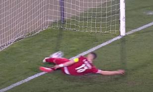 УЕФА снял с себя ответственность за незасчитанный гол Роналду