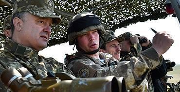 Порошенко снова пугает мир войной с Россией