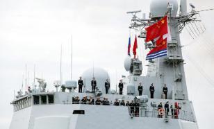 Китайский эсминец атаковал патрульный самолет США лазером