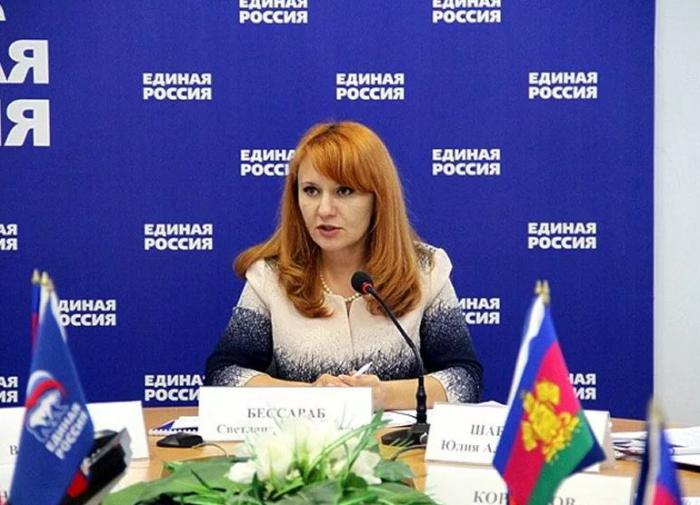 Светлана Бессараб рассказала о пользе социального контракта