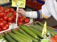 Российский овощной запрет возмутил Европу.