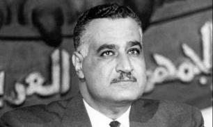 Гамаль Абдель Насер - икона эры свободы