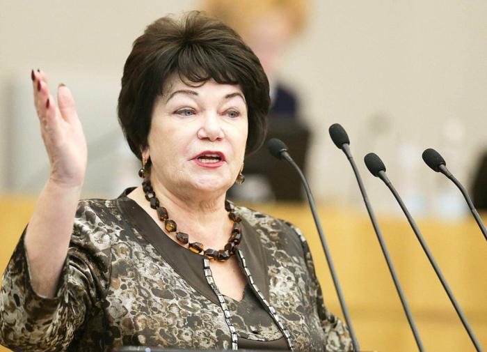 Депутат от КПРФ поддержала идею налога на бездетность