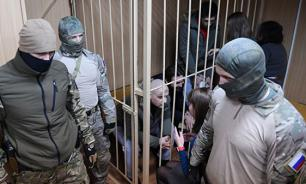 Захарова: Украина отказывается обсуждать вопрос освобождения моряков