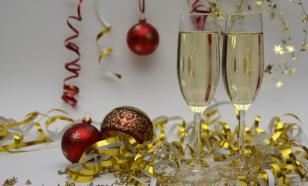 Россиян призвали не пить много шампанского в новогоднюю ночь