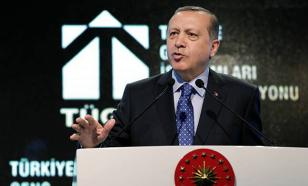 """Эрдоган: Россия потеряла дружбу Турции из-за двух пилотов """"Су-24"""""""