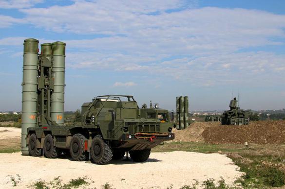 Завершены последние испытания ЗРС С-500 ''Прометей''
