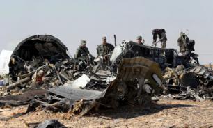 Сторонник ИГ* назвал причастных к взрыву самолета над Синаем