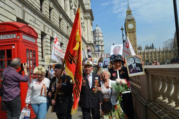 9 мая Великобритания отметит День Победы