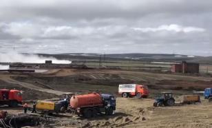 После аварии на ТЭЦ-3 из Норильска вывезли 30 тысяч тонн грунта
