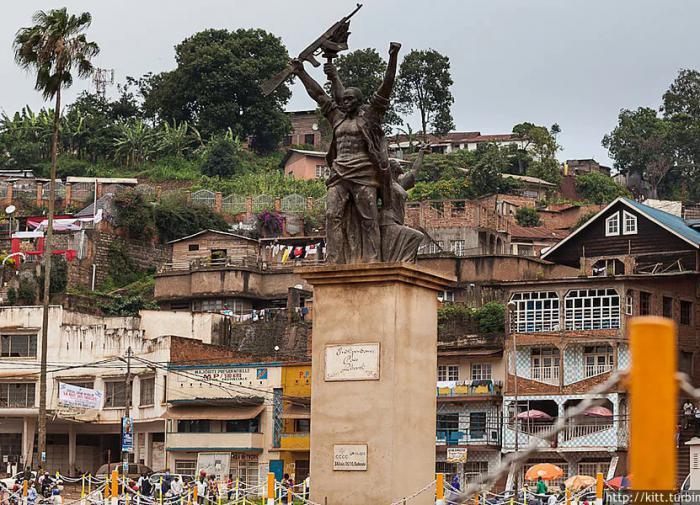 Итальянский посол погиб в ДР Конго