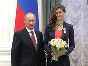 Путин вручил награды выдающимся россиянам