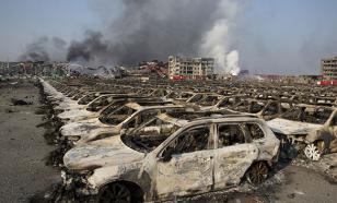 Что же взорвалось в Китае 12 августа?