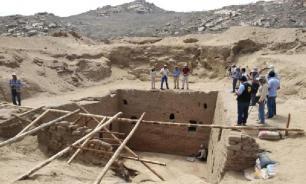 Археологи обнаружили каменный саркофаг рыцаря эпохи Средневековья