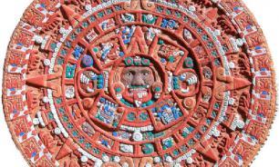 Затопленный храм Пернатого Змея ацтеков является моделью Вселенной