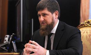 """Кадыров раскритиковал """"сделку века"""""""