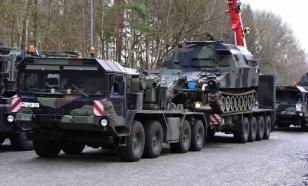 Армия Германии готова помочь в борьбе с коронавирусом