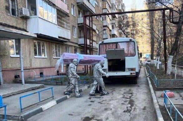 """Эксперты посчитали количество жертв """"ковидного"""" кризиса"""
