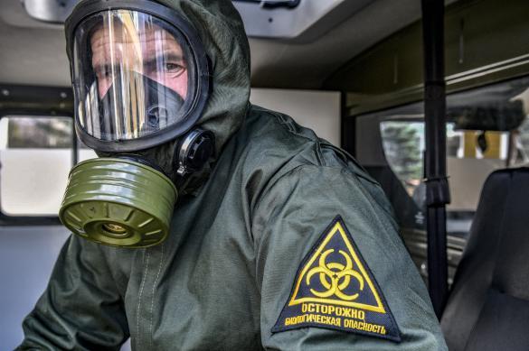 Военные вирусологи опубликовали спецдоклад по COVID-19