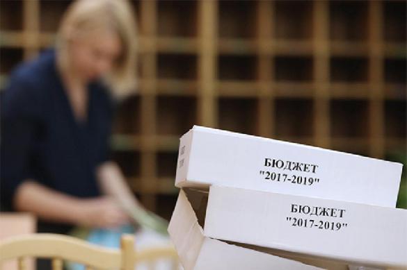 Профицит консолидированного бюджета РФ составил 83,9 млрд рублей