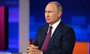 """""""Сделаем всё возможное"""": Путин ответил на вопрос про Нагорный Карабах"""