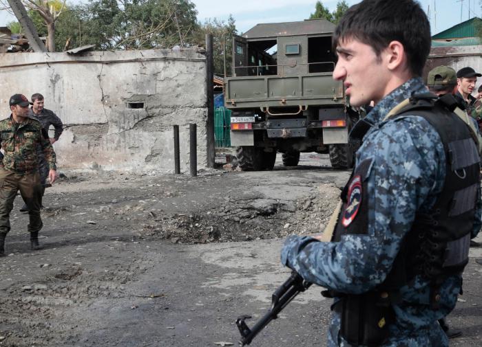 Спецоперация в Чечне: уничтожены шесть боевиков из банды арабских наемников