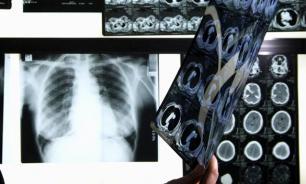 Рентген нашел в зэке спрятанный мобильник