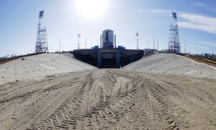 """Рогозин: дожди не помешают строительству космодрома """"Восточный"""""""