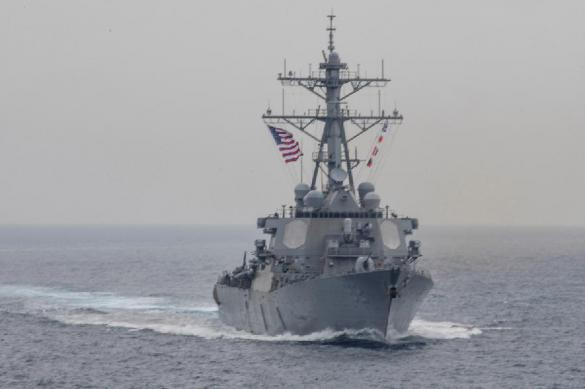 Корабли ВМФ США помогут в борьбе с коронавирусом