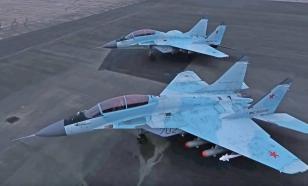Летчик объяснил длительность испытаний МиГ-35