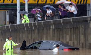 Муссонные дожди превратили Южную Корею в зону бедствия