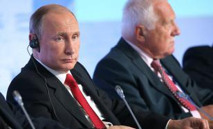 Путин: Столкновение разных жизненных укладов ведет к росту нетерпимости
