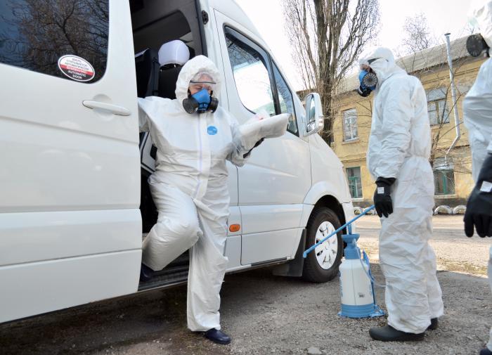 Новые коронавирусные больные выявлены в 83 регионах России