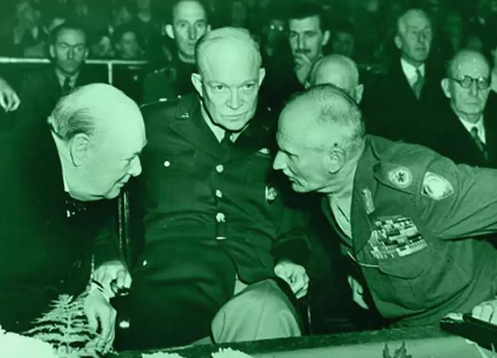 Как Черчилль планировал выгнать СССР из Восточной Германии