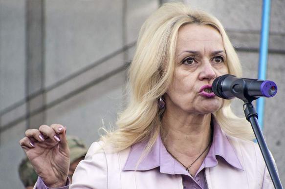 Экс-депутат Рады призвала бить игнорирующих украинский язык