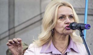 Экс-депутат Рады Фарион призвала бить игнорирующих украинский язык