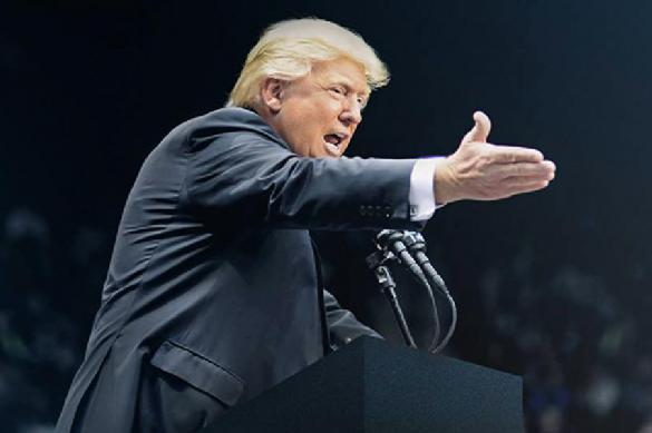 Трамп желает видеть на границе с Мексикой стальное ограждение, а не бетонную стену