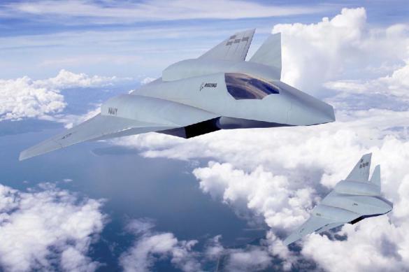 Флот США получит истребитель, созданный специально для него