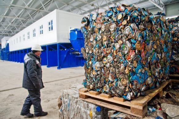В России построят 25 мусорных заводов за 600 млрд рублей