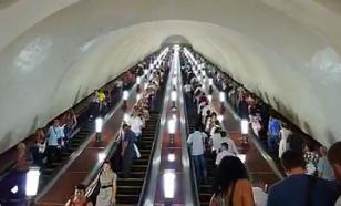 Молиться в метро — очень даже неплохо